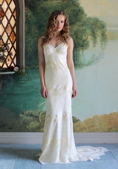 Something Blue Bridal Boutique | Designers | St Patrick Wedding Dresses